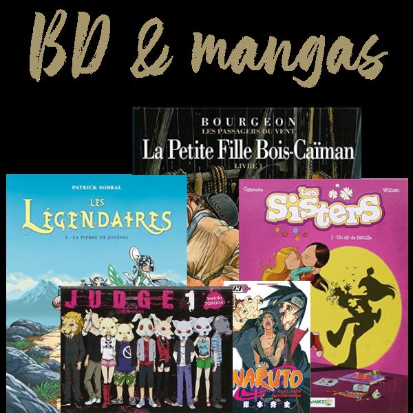 BD & Mangas